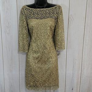 Kay Unger Formal Cocktail Dress